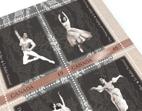 National Ballet Stamp Series