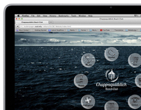 Chappaquiddick Beach Club Website Re-Design