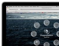 Chappaquiddick Beach Club Website Re-Design
