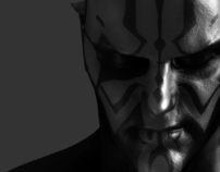 Darth Maul 3D