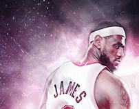 Lebron James: Witness