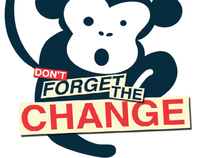 Dont forget the change