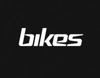 Bikes, Identity + Web