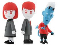 Cucos Mini Figures