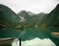 Landscapes of South Norway