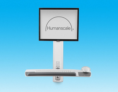 Humanscale V6 Workstation