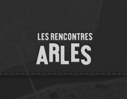 Rencontres dArles 2012 - official iPhone app