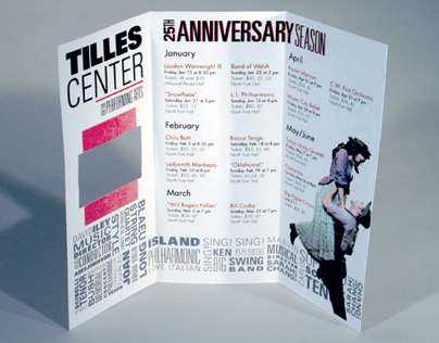 Tilles Center 25th Anniversary