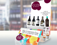 Visual Merchandising_Wine store