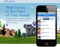Disney Mobile Magic Website