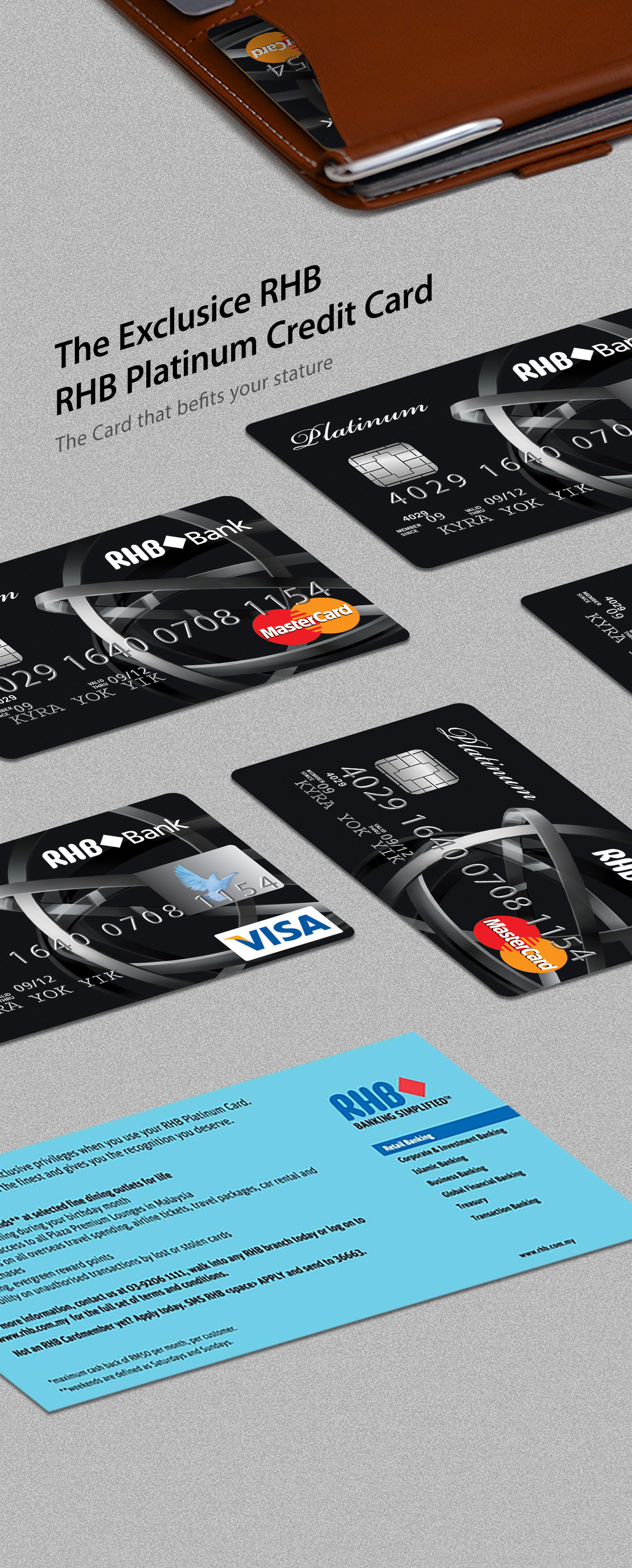 RHB Bank Platinum Card
