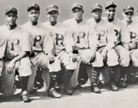 The Negro Leagues Baseball Museum Poster Series
