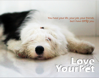 Advertising - Love Your Pet