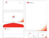 Brand Identity - China Airline - School Project