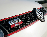 Volkswagen Golf GTI W12 650  ( Concept )