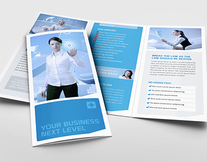 Futuristic Flyer Bundle