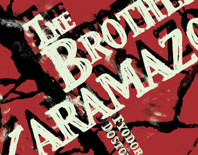 The Brothers Karamazov Book Cover
