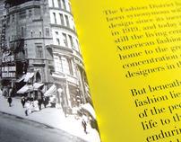 Fashion Center history book