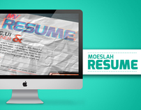 Moeslah Resume Full