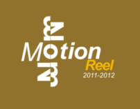 Nem motion graphics reel 2011-2012