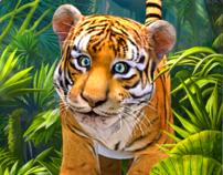 WWF Tiger Alarm