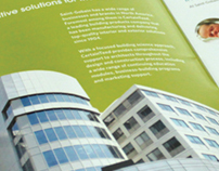 Vertical Segments Brochure Series and Website