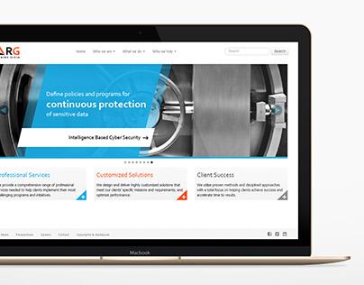 Robbins Gioia Corporate Website