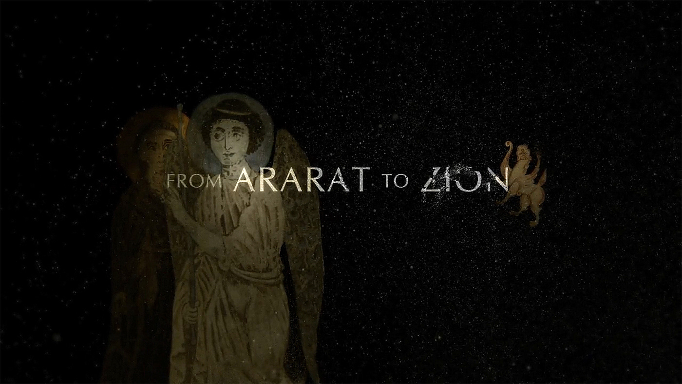 FROM ARARAT TO ZION