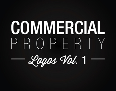 Commercial Property Logos Vol. 1