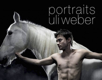 Uli Weber Portraits Book published by Skira