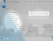 Clinica Favero Website