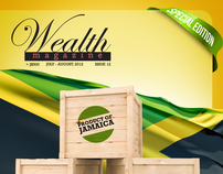 Wealth Magazine Issue 12 : Brand Jamaica at 50