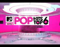 MTV Hits Top 6 Packaging