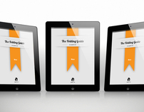The folding guide   for iPad