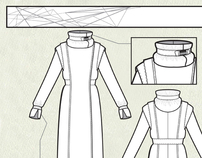 Project Two - Women's Outerwear Technical Designs