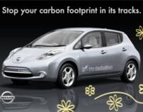 Nissan Leaf - Billboard Campaign