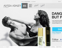 Alyssa Ashley - Restyling website
