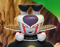 FRIEZA (Freezer) - CE custom toy