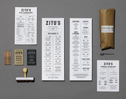 Zitos Sandwich Shoppe