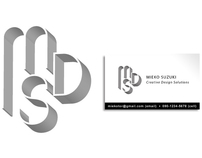 Company logo for a corporate interior designer