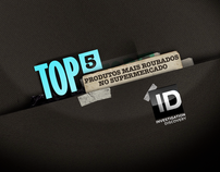 TOP 5 - ID INVESTIGATION DISCOVERY CHANNEL