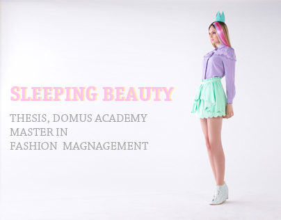 Domus Academy, Master in Fashion Management Thesis 2012
