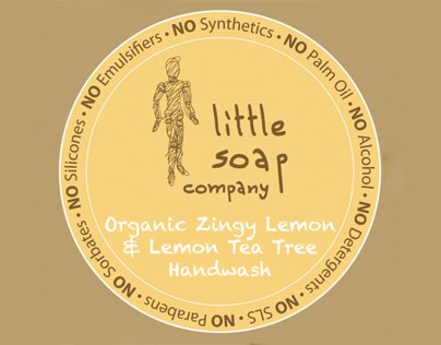 Little Soap Company | Soap Labels & Product Range PDF