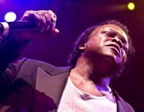 Lee Fields, Charles Bradley & The Expressions Live