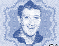 Facebook Mark Zuckerberg - Money