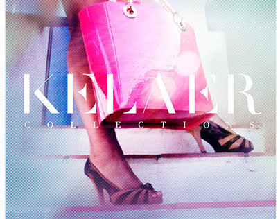 FASHION - Print Ads | KELAER Collections