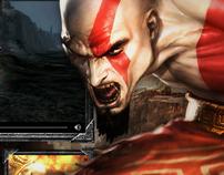 God of War III - HotSite