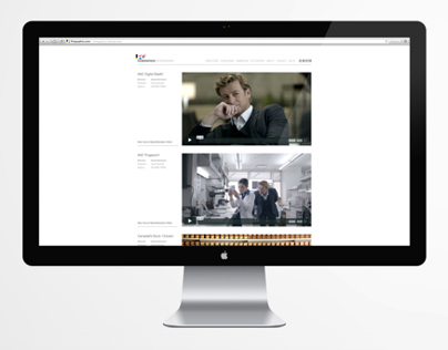 Filmgraphics Website