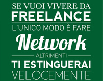 Poster Design: Networking