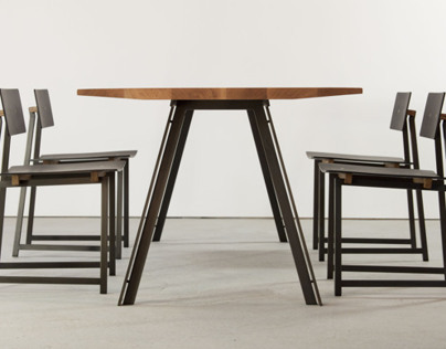 The Canted Dining Table